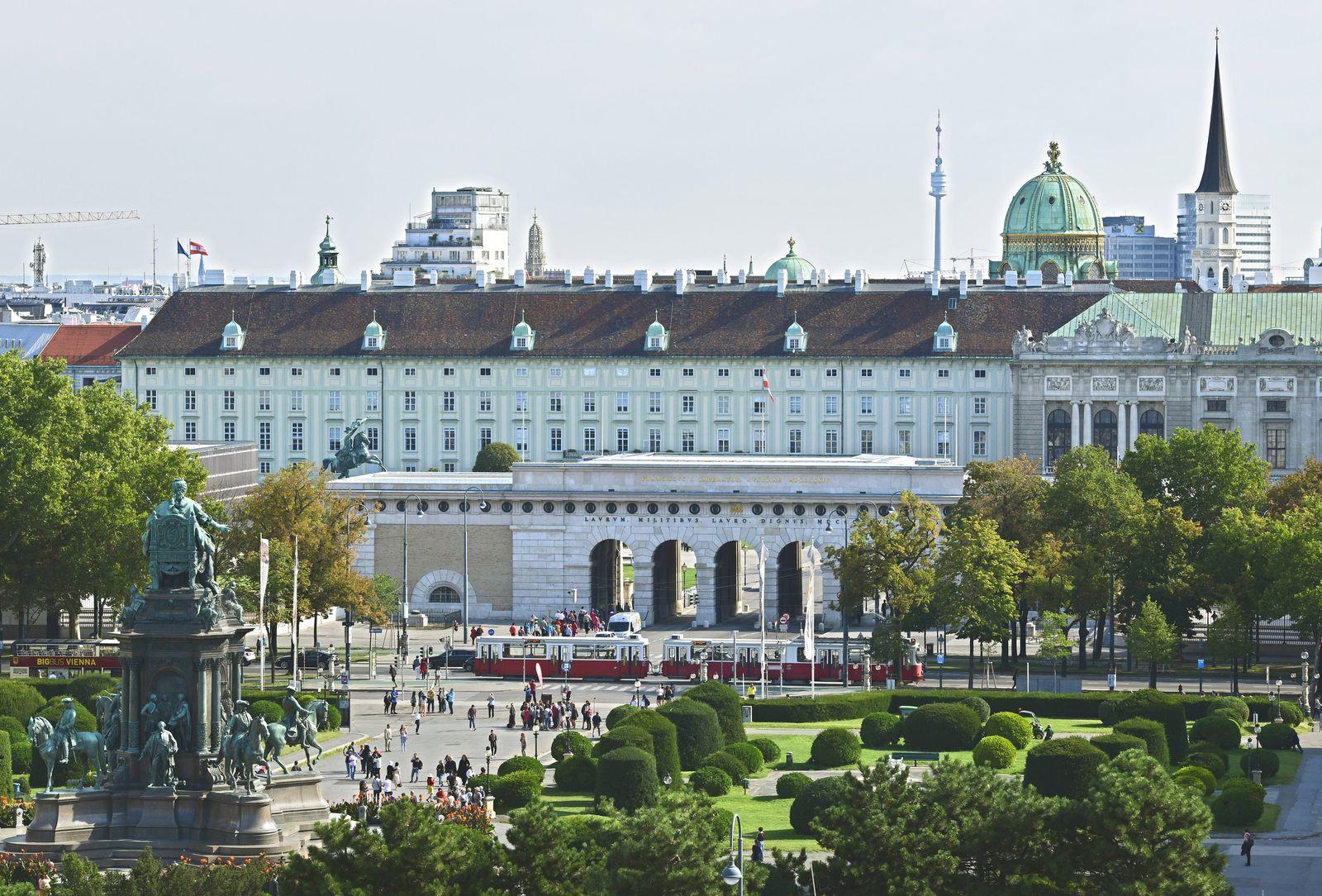 Österreich/ Hofburg