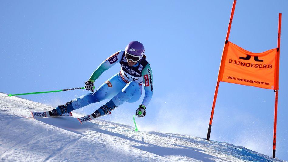 Skifahrerin Maze: Nachfolgerin von Maria Höfl-Riesch