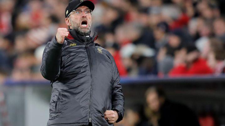 Champions League: Klopp jubelt, Bayern trauert