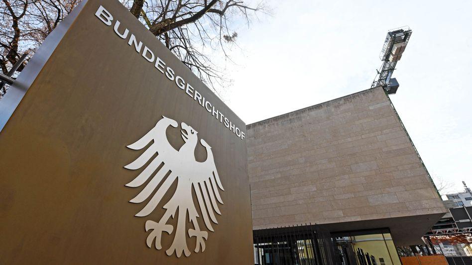 Bundesgerichtshof in Karlsruhe: »Größter Steuerraub der deutschen Geschichte«