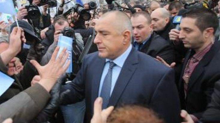 Premier Borissow