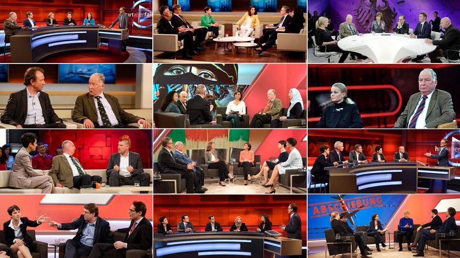 Deutsche TV-Talkrunden