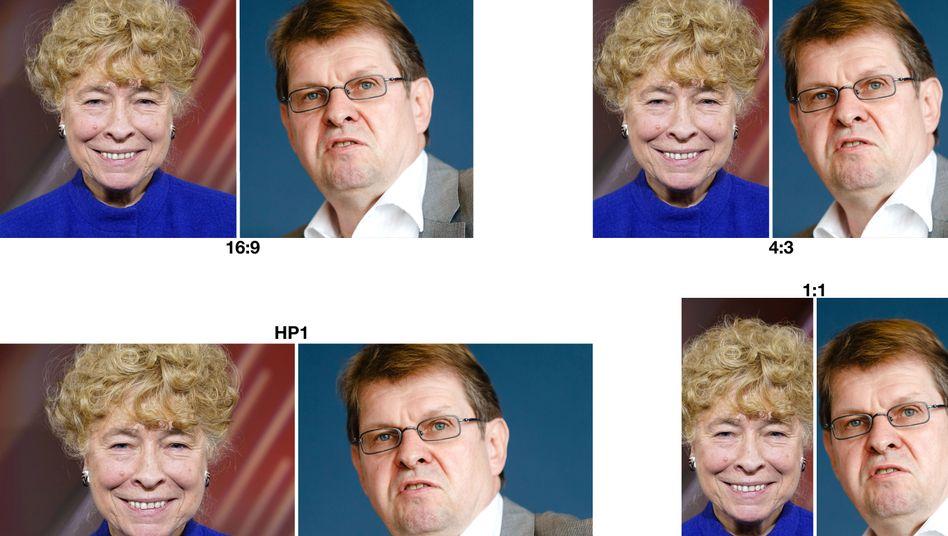 Gesine Schwan, Ralf Stegner: Sie teilten ihre Entscheidung der SPD-Interimsspitze mit