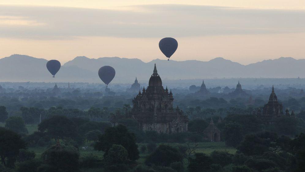 Burma: Ende des Tempel-Kletterns in Bagan