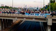 Erneut Demonstration gegen Netanyahu in Jerusalem