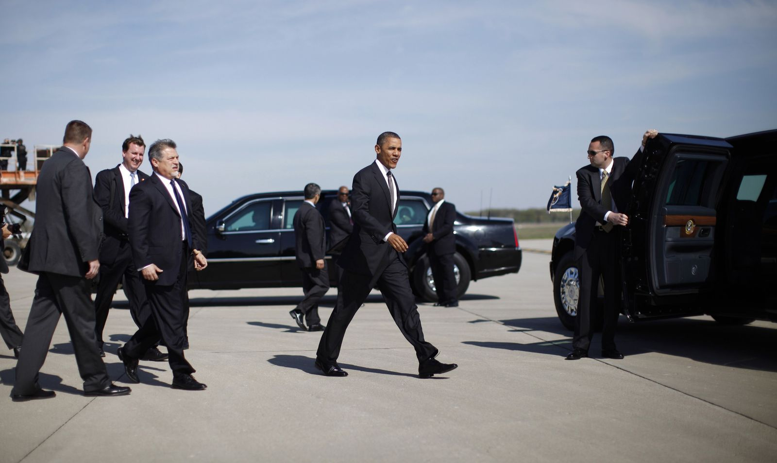 Obama/Secret Service