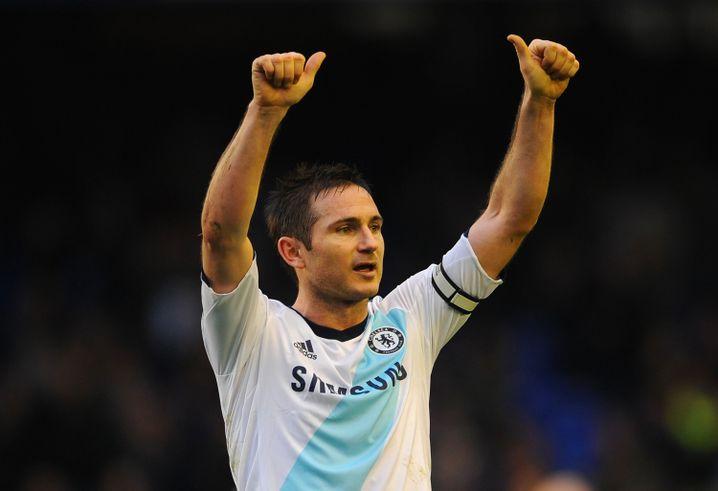 Chelsea-Kapitän Lampard: Abschied nach über einem Jahrzehnt