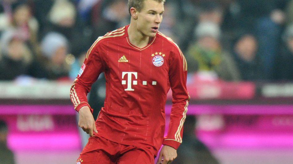 Bayern-Profi Badstuber (Archivbild): Comeback rückt immer weiter in die Ferne