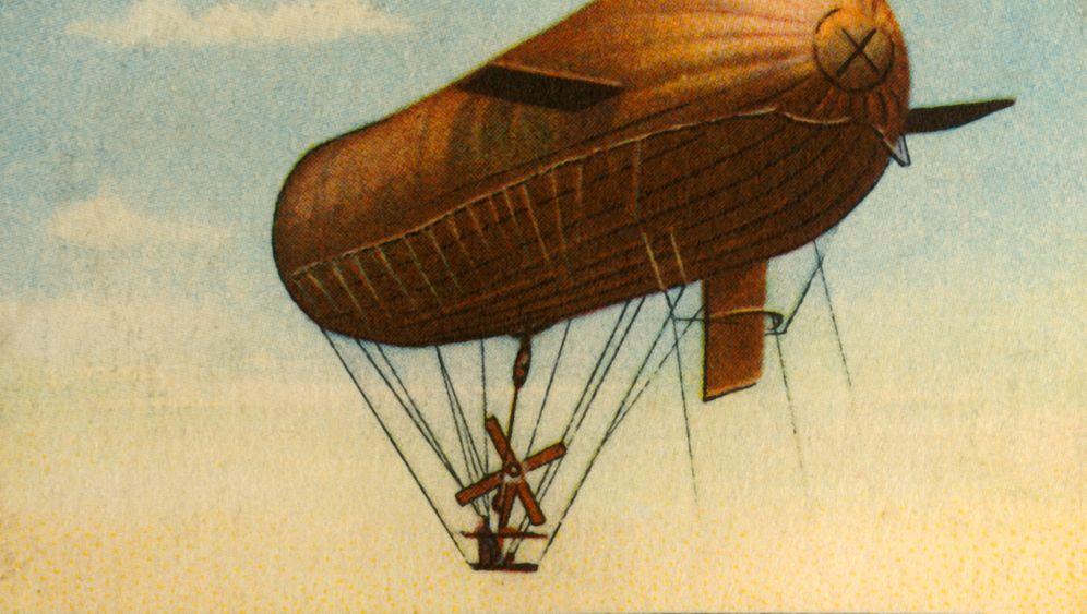 Parseval und Zeppelin: Giganten am Himmel