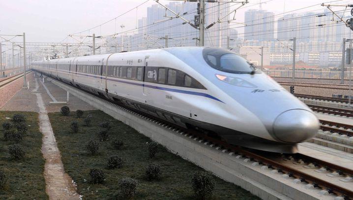China: Von Peking nach Guangzhou in acht Stunden
