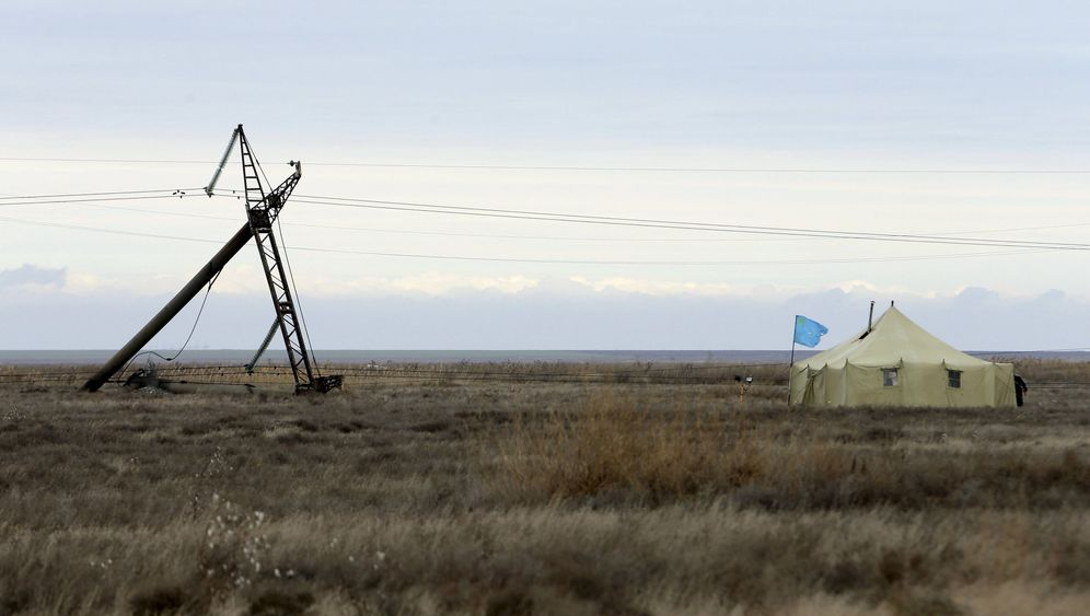 Ukraine: Der Zorn der Krimtataren