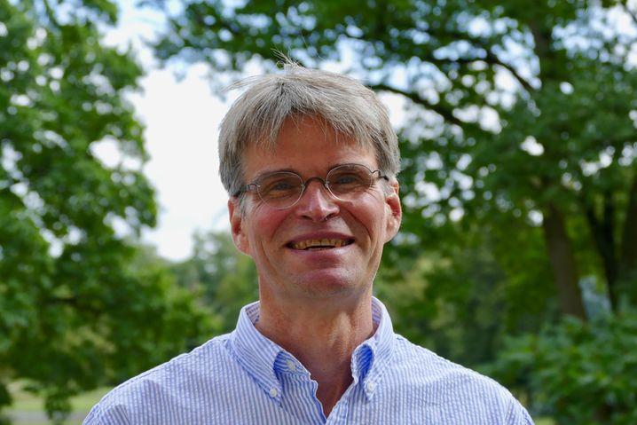 Der Physiker und Verkehrsexperte Kai Nagel