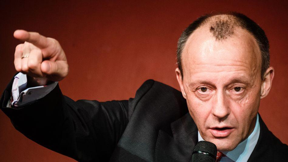 CDU: Das große Merzverständnis