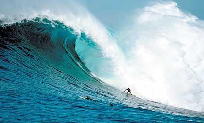 """Surfer (in Kalifornien): """"Musik ist ein wichtiges Element"""""""