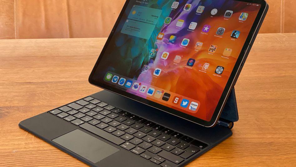 Sehr robust und sehr teuer: Apples Magic Keyboard im Praxiseinsatz