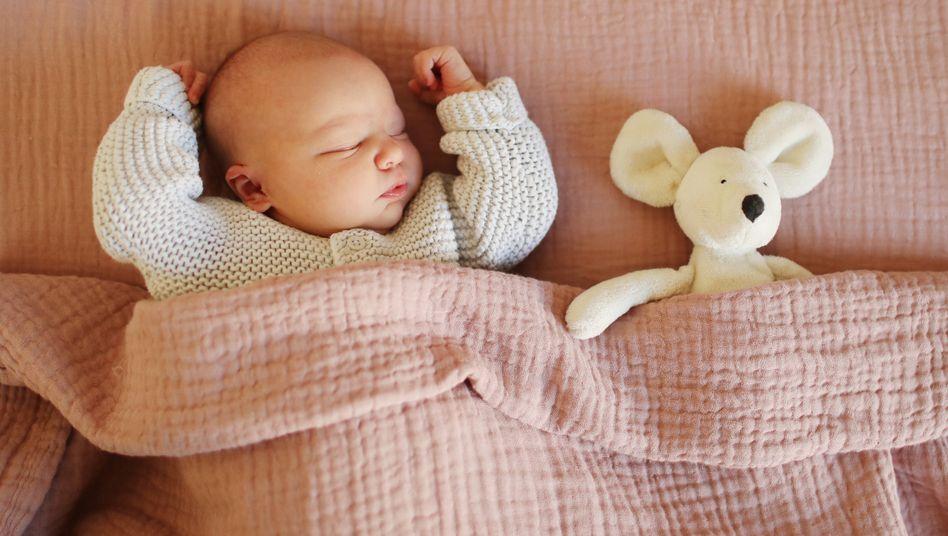 Laut den Wissenschaftlern ändern sich die beliebtesten Babynamen von Jahr zu Jahr nicht fundamental