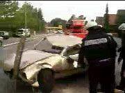 Ende einer Ausfahrt: Crash-Kid Sven starb auf dem Weg nach Berlin