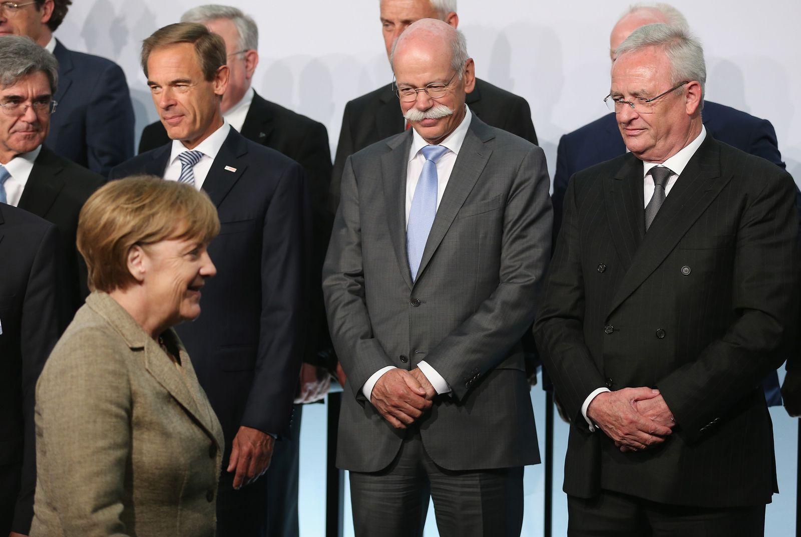 Merkel / Diesel