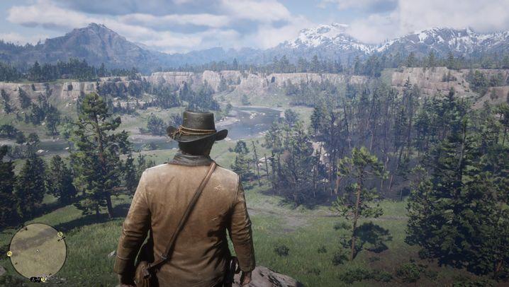 """""""Red Dead Redemption II"""": Der Wilde Westen sah nie besser aus"""