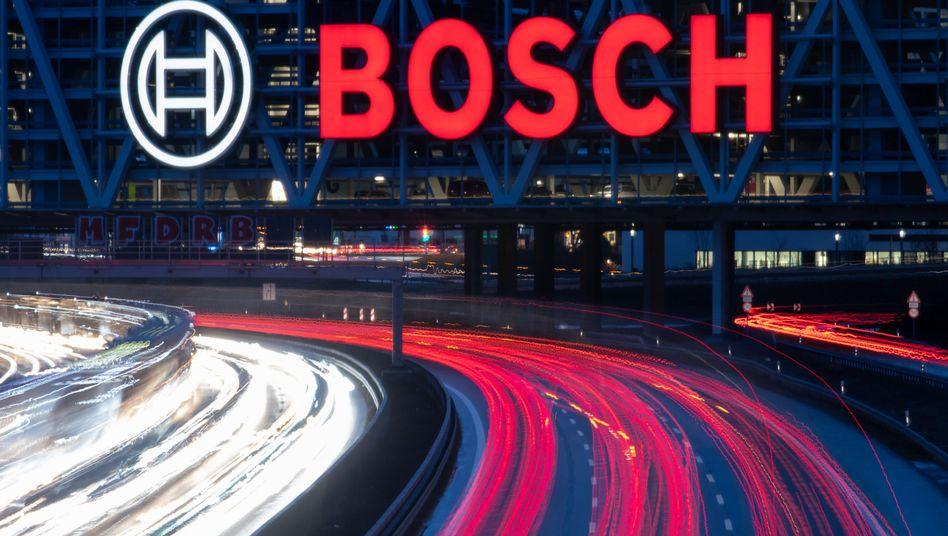 Krise beim Autozulieferer: Gewinn bei Bosch bricht um 44 Prozent ein