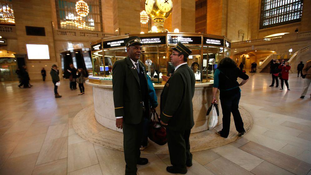 Grand Central Terminal: Feierstunde in der Bahnhofskathedrale