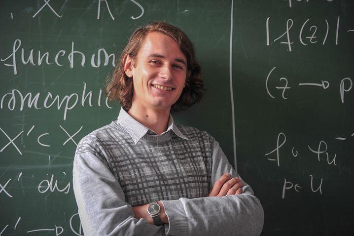 Bonner Ausnahme-Mathematiker Peter Scholze