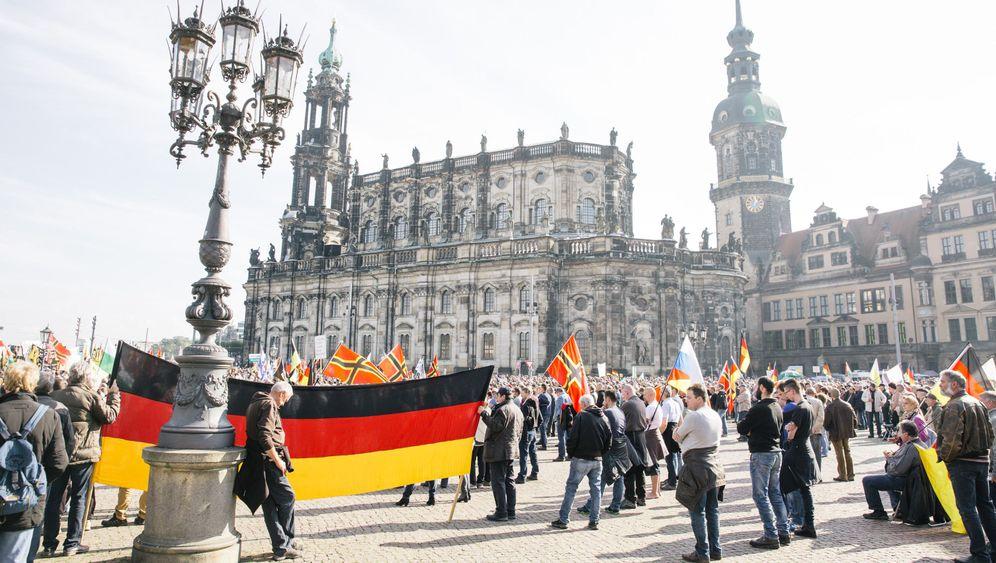 Wutbürger in Sachsen: Dresden und das Pegida-Problem