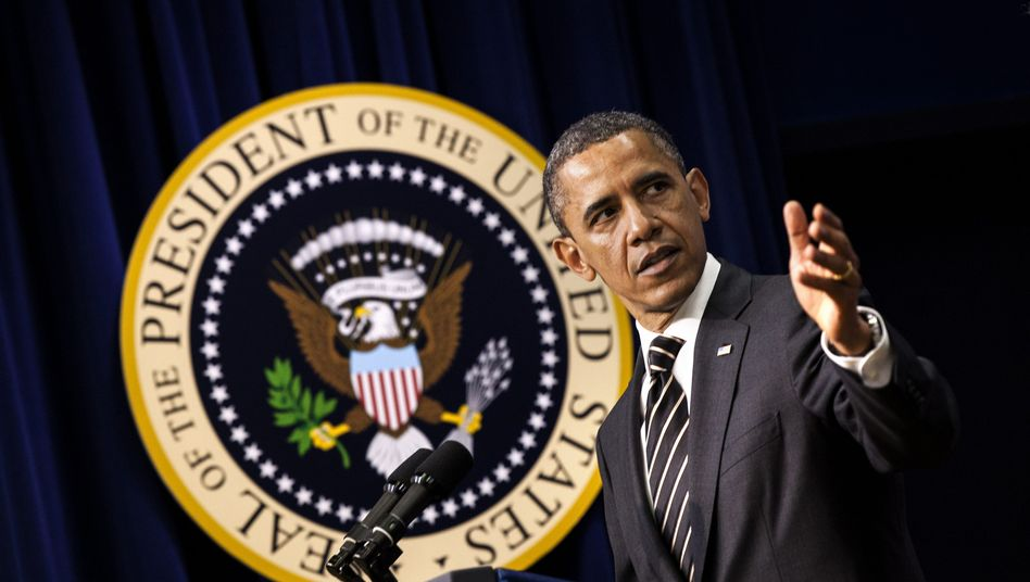 US-Präsident Obama: Versuch der Deeskalation?