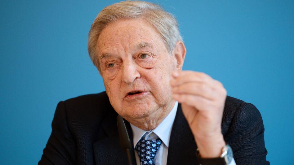 George Soros: Hat mit dem schwachen Yen schon fast eine Milliarde Dollar gemacht