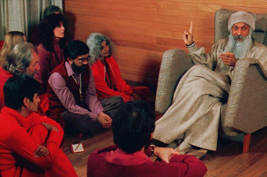 Bhagwan-Bewegung - DER SPIEGEL