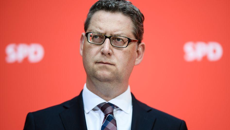 Interims-Parteichef Thorsten Schäfer-Gümbel (SPD)