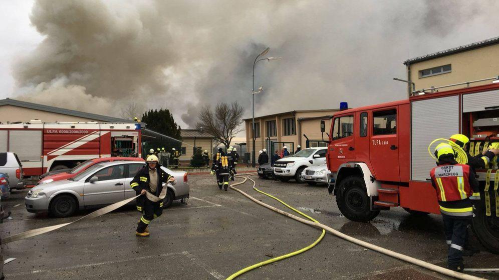Österreich: Explosion an Gasstation - mehrere Verletzte