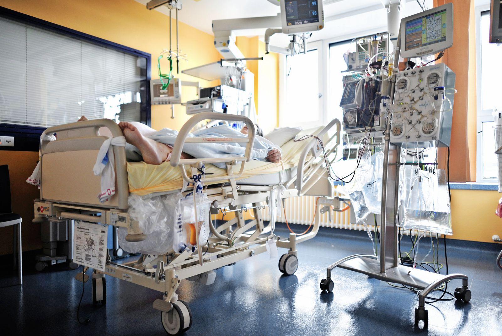EHEC-Patienten - Medizinische Hochschule Hannover