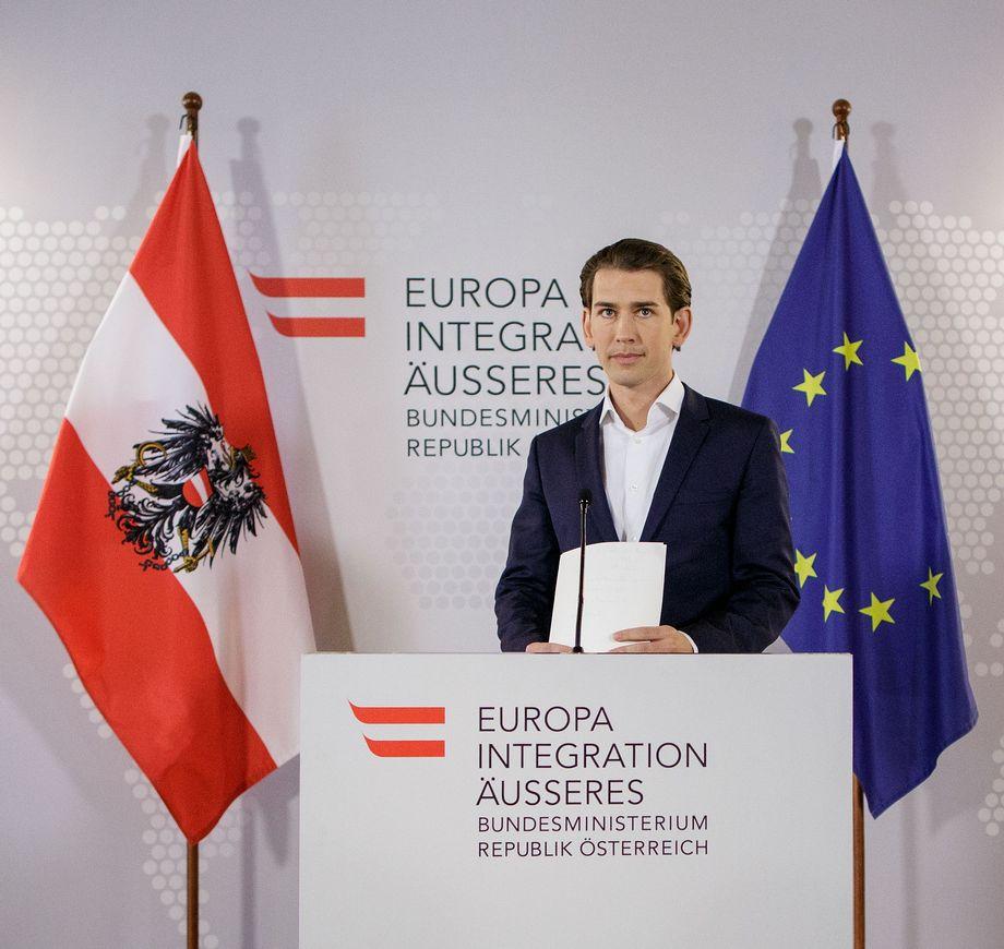 Regierungskrise österreich