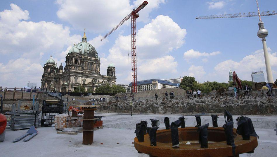 Grundsteinlegung am Berliner Stadtschloss: Der geistige Schaden ist vollzogen, der finanzielle kommt noch