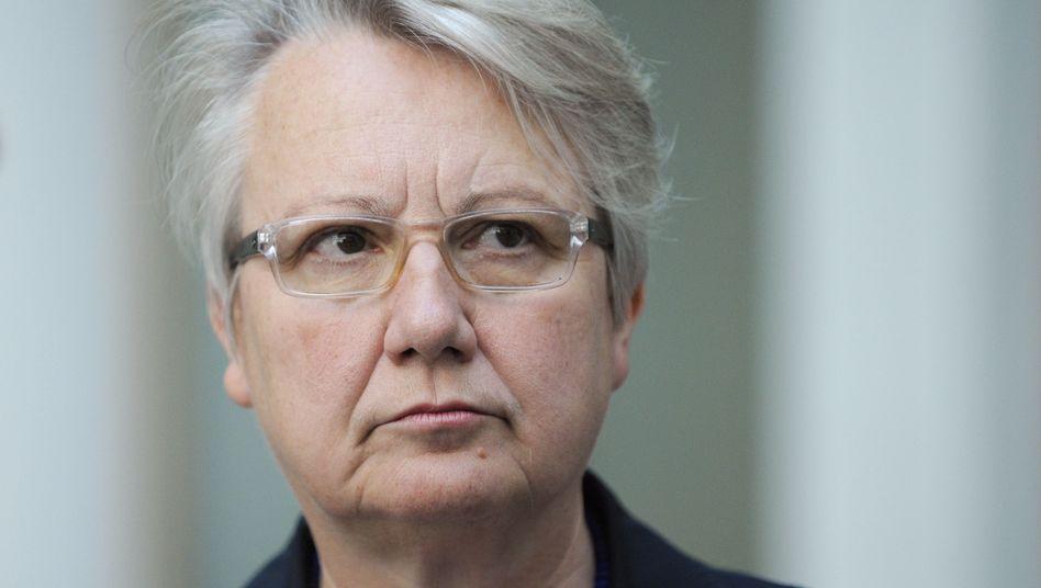 Annette Schavan (CDU): Ihre Doktorarbeit steht weiter in der Kritik