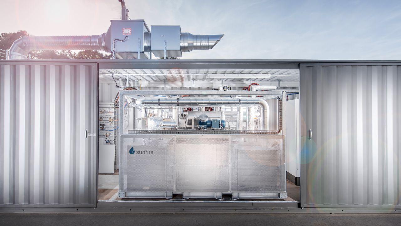 SPIEGEL Klimabericht: Der (zu schöne) Traum vom grünen Wasserstoff - DER SPIEGEL