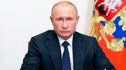 Putin will Reserve-Polizeitruppe für Belarus aufbauen - auf Lukaschenkos Wunsch
