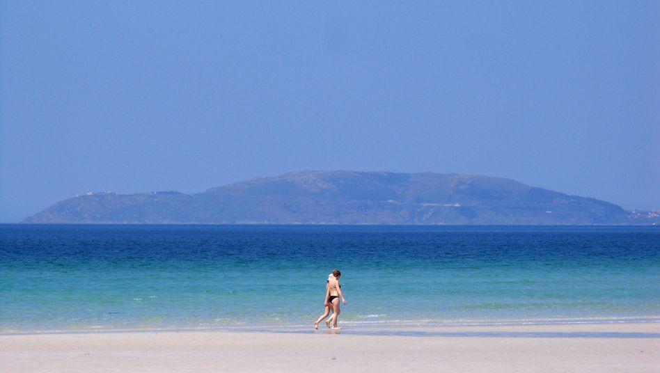 Kap Finisterre: Deutsche gaben 2012 für Kurzreisen gut 20 Milliarden Euro aus
