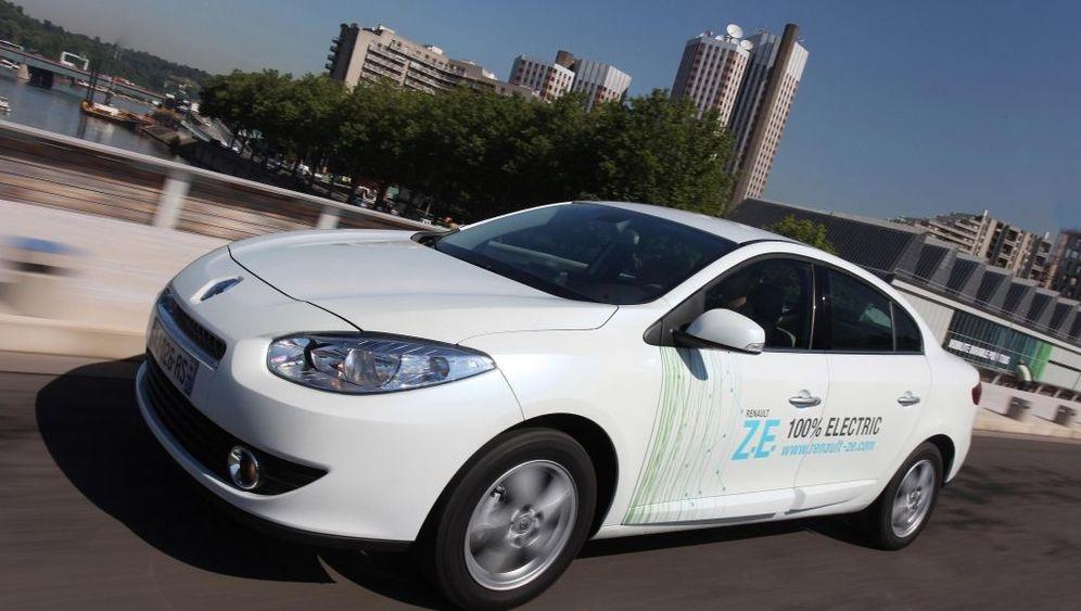 Renault-Elektroautos: Die reine Lehre