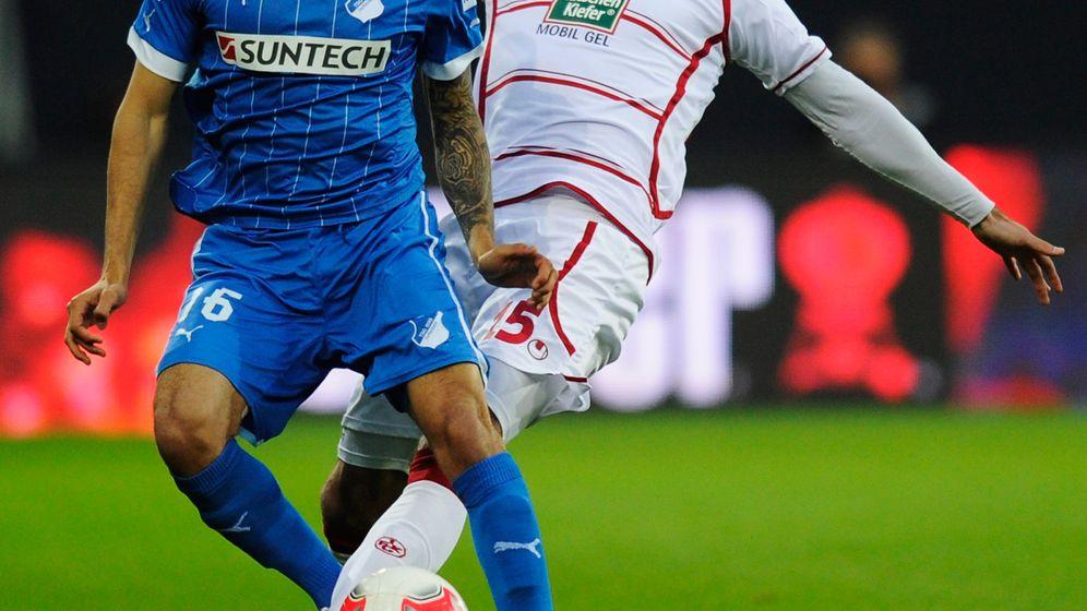 Bundesliga-Relegation: Firmino zaubert, Schipplock sticht