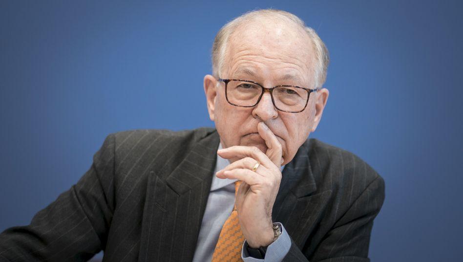 """Wolfgang Ischinger: """"Endlich mal ein konkreter Vorschlag"""""""