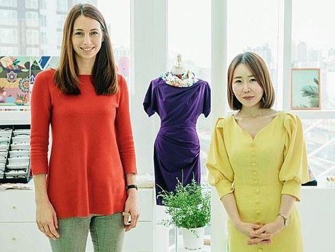 SPIEGEL-Redakteurin Katharina Graça Peters, Yoon Mi-so