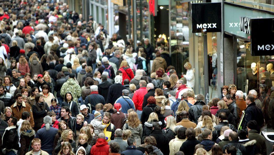 Vernunftbegabt: Die Mehrheit der Deutschen will erstmal auf Steuersenkungen verzichten