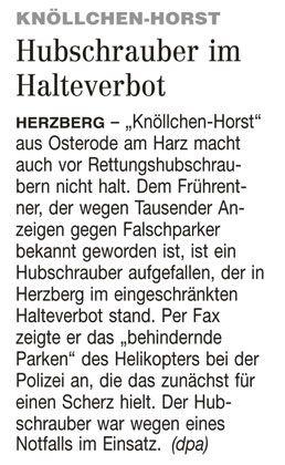 "Aus dem ""Hamburger Abendblatt"""