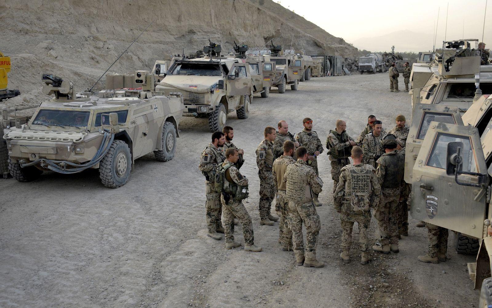 NICHT VERWENDEN Afghanistan Bundeswehr