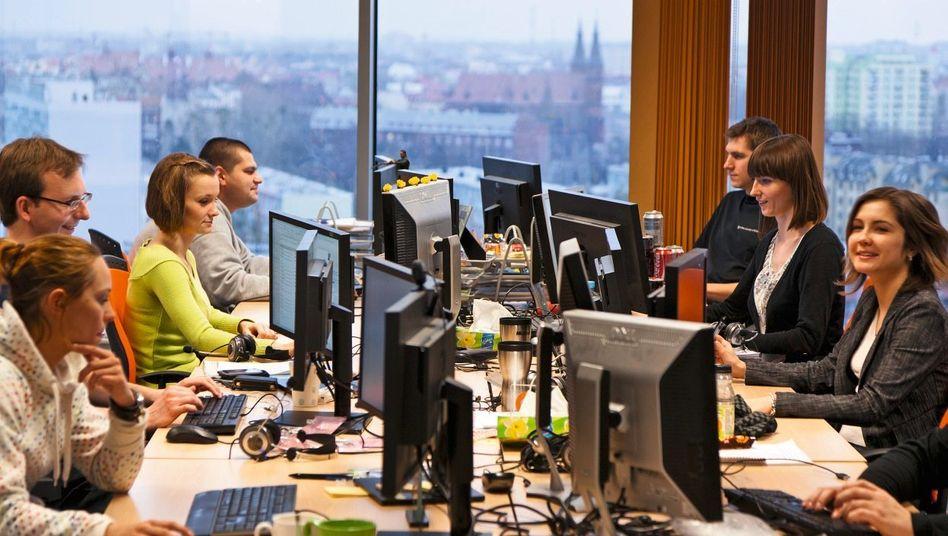 Microsoft-Programmierer in Breslau: Nicht mehr nur die verlängerte Werkbank des Westens