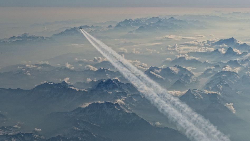 Die Wissenschaftler hatten mehr als 35.000 Flüge analysiert