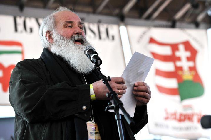 Pfarrer Gábor Iványi