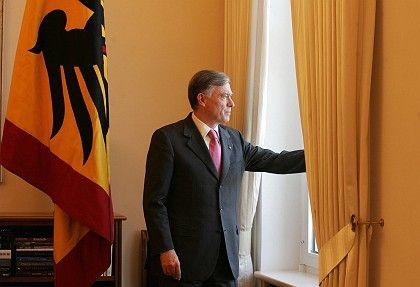 Verärgert über Kurt Beck: Horst Köhler